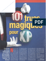 101 astuces xp