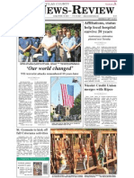 Vilas County News-Review, Sept. 14, 2011
