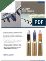 20mm M50 Series M53 API - M55 TP - M56 HEI