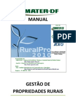 Rural Pro 2010 - Manual Completo
