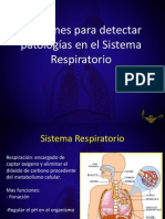 Exámenes Sist Respiratorio