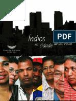 Indios na Cidade de São Paulo