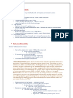 Peptic Ucler Disease