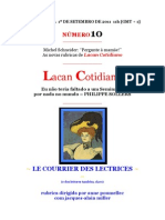 Lacan Cotidiano - 10