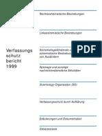 ### Verfassungsschutzbericht_1999