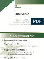 Washington State Redistricting Panel Map Proposals
