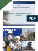 Presentacion Minagricultura - Cartagena - 070907 Petrobras