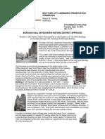 11-11 Borough Hall Skyscraper District Approved
