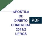 Matéria DE DIREITO COMERCIAL