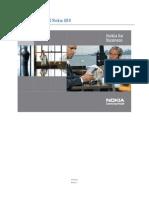 Manual Nokia e50