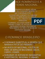 O ROMANCE ROMÂNTICO E A IDENTIDADE NACIONAL