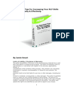 Jamie Smart - Salad - 32 Practical Tips for Increasing Your NLP Skills (2003)