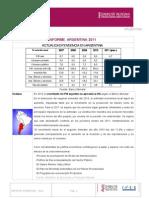 ARGENTINA informe pais 2008