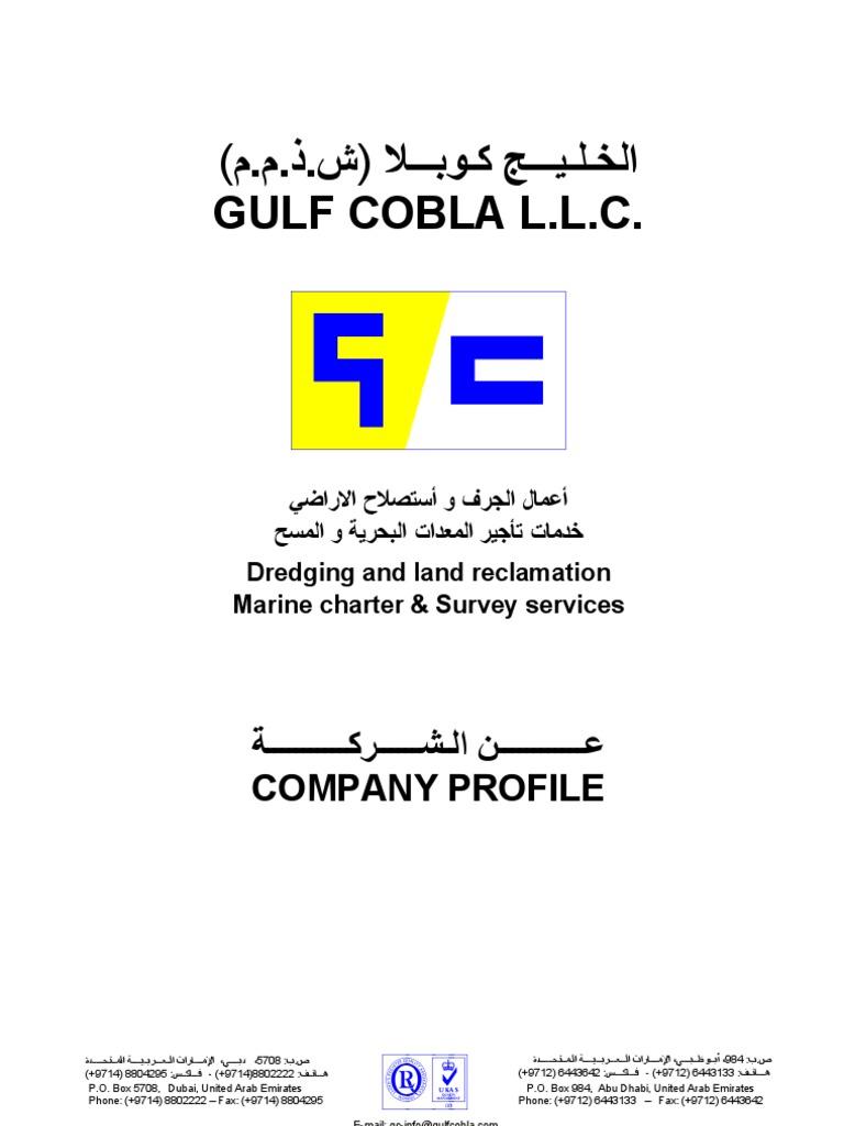 Dredging | Dubai | United Arab Emirates