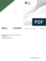 LG P350 Userguide