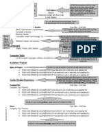 Resume Template CAPS