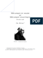 PHY7 Mecanique Solide Analytique