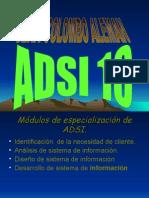 Módulos de Especialización de ADSI
