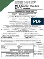 EMT Courses