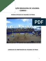 Regras Oficiais de Voleibol de Praia 2009