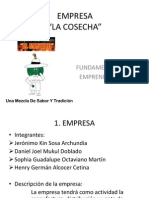 Empresa La Cosecha2