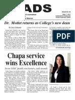 SJMC Sept 2011 Newsletter