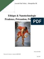 Ethique et Nanotechnologie
