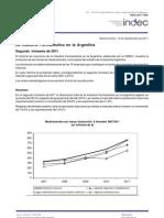 La Industria Farmaceutica en Argentina [Segundo Trimestre de 2011]