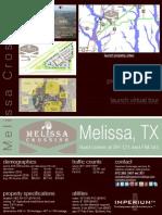 Melissa Crossing - Melissa, TX