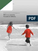 TUI Annual Report 2010