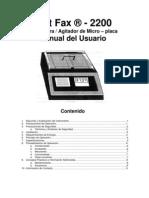 Manualoperacion2200