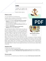 Orden Franciscana