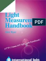 Light Measurement Handbook 1997