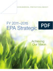 EPA Strategic Plan