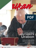 Revista Kaikan - Artículo sobre nikkeis en San Agustin