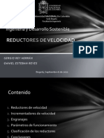 REDUCTORES DE VELOCIDAD