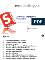 CTI Partner Engagement Presentation