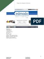 Material de estudio sobre la herramienta Edmodo