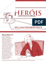 Heróis da História - William Wilberforce