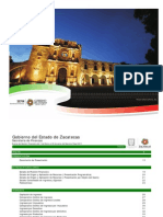 Avance de Gestión Financiera 2011 02 Indice