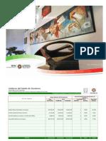 Avance de Gestión Financiera 2011 08 Organismos Autónomos