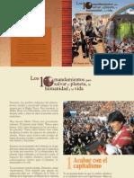 Los 10 Mandamientos Para Salvar Al Planeta_Evo Morales