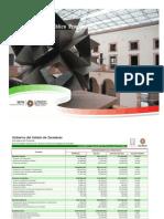 Avance de Gestión Financiera 2011 10 Gasto Público Programable