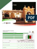 Avance de Gestión Financiera 2011 19 Zacatecas Unido