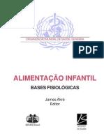 Alimentação Infantil - Bases Fisiológicas