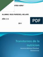 Trans Tor Nos de La Nutricion