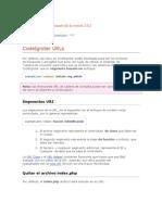 CodeIgniter Guía del usuario de la versión 2