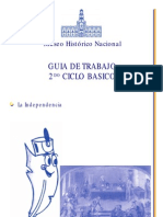 Guia In Depend en CIA de Chile