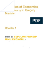 Principles of Economics Second Edition by N
