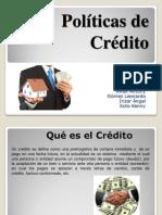 Grupo 1(2) - Políticas de crédito